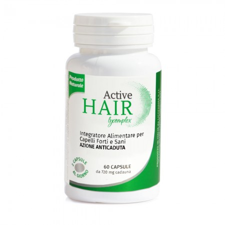 Active Hair Lycomplex - Anti Hair Loss Action Supplement