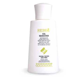 Rebel Oil Remover Detergente Ultra-Delicato - 150 ml